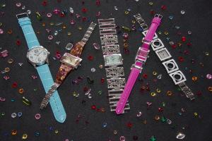 Auswahl Uhr, Sortiment Beinhardt, Armband Beinhardt-Uhren